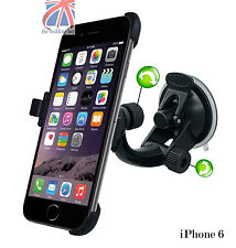 360°Rotating Windshield Suction Car Holder Mount Cradle Dash For Apple iPhone 6