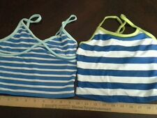 Girls tank top swimwear seperates lot of 2 size XS new Old Navy