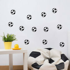 1 Sheet Removable Football Wall Stickers Decal Kids Child Bedroom Nursery Decor