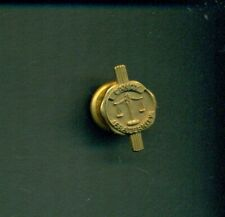 """1920's Confectioners """"Candy Fraternity"""" Pin"""