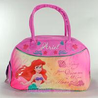 Disney Little Mermaid Ariel Sing Duffel Bag - Princess Girls
