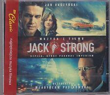 JAN DUSZYNSKI - JACK STRONG OST SOUNDTRACK TOP RARE CD NEW & SEALED POLAND POLEN