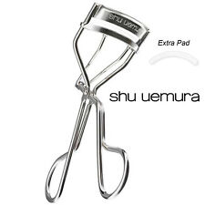 Shu Uemura Eyelash Curler N with One Silicone Refill Pad japan F/S