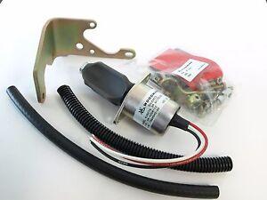 Stopmagnet Synchrostart Woodward SA-4260-12 Solenoid Kit