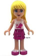 Lego Frnd008 Minifigurine Friends Stéphanie du 3063 3183 30105 new neuf