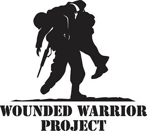 Wounded Warrior Vinyl Decal Laptop Free Shipping Military