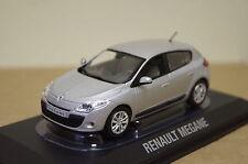 Renault Megane Berline silber 1:43 Norev neu + OVP 517629