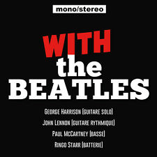 CD The Beatles - With The Beatles (Version Stéréo & Mono)