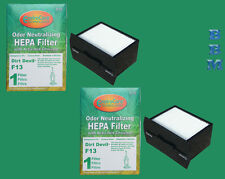 2 F13 HEPA Cartridge Filter Dirt Devil Vacuum 3LK0540001 2LK0540001 Reaction