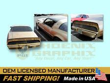 1980 Pontiac Firebird Trans Am DKM Macho TA Decals & Stripes Stencil Kit