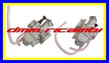Carburatore PWK 24 mm. valvola piatta con completo di manicotto e tubi PWK24