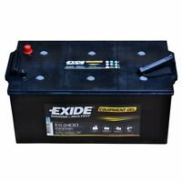 EXIDE Equipment ES2400 12V 210AH Starterbatterie EN (A):460 Marine Boot Caravan