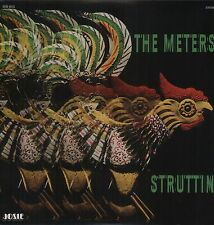 THE METERS Struttin Art Neville JOSIE RECORDS Sealed Vinyl Record LP