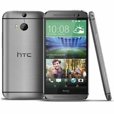 HTC One M8S 16GB Grey (Unlocked) Smartphone - Faulty (Microphone) For spares