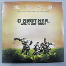 O BROTHER, WHERE ART THOU? - Soundtrack ***Vinyl-2LP***NEW***sealed***
