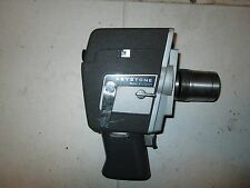 VINTAGE 8MM K-808 Keystone Movie Camera With Case.