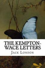The Kempton-Wace Letters by Jack London (2015, Paperback)