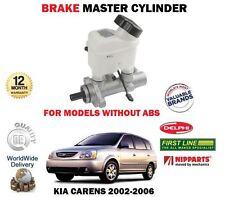 Para Kia Carens 2002-2006 nuevos modelos de ABS-CILINDRO MAESTRO DE FRENO + Depósito