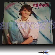 """MIGUEL BOSE """"MIGUEL BOSE"""" RARE LP 1980 MADE IN ITALY + POSTER - SEALED"""
