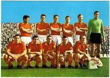 Cartolina Squadra Roma Calcio