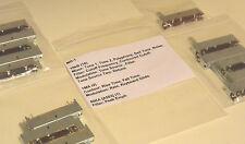 Moog MG-1 Sliders COMPLET SET 15pcs Realistic Synthesizer Vintage Slide fader