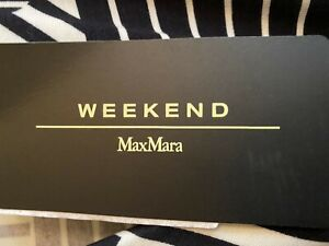 MAX MARA WEEKEND JERSEY DRESS