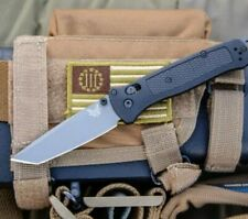 BENCHMADE 537 BAILOUT CPM-30V AXIS LOCK TANTO BLADE KNIFE SUPER LIGHT EDC
