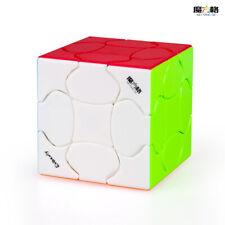 New QiYi Fluffy Cube MoFangGe Speed Magic Cube Puzzle Toy Stickerless