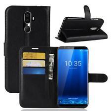 Cubot X18 Plus Custodia a Portafoglio Protettiva Cover wallet Case Nero