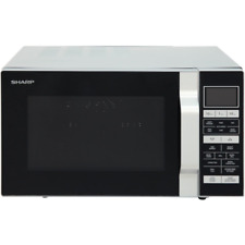 Sharp R-860SLM 25L  900W Combination Microwave
