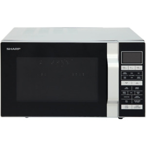 SHARP R-860SLM 25L 900W Silver  Combination Microwave BRAND NEW