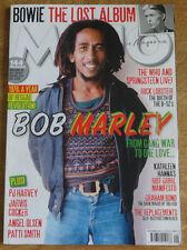 Mojo Magazine, September 2016, Bob Marley, David Bowie, Graham Bond, The Replace
