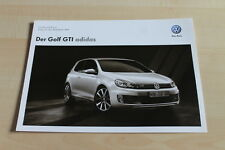 129848) VW Golf GTI adidas - Preise & tech. Daten & Ausstattungen - Prospekt 04/