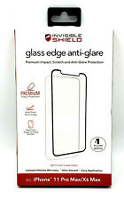 New Glass Edge Anti-Glare Screen Protector by Zagg for Apple iPhone 11 Pro Max