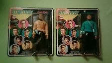 Mego Kirk And Spock on cards