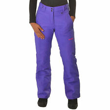 Skigear by Arctix Women's Insulated Snowboard & Ski Pants | Large, Violet/Purple