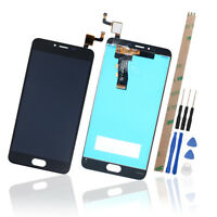 Pantalla completa lcd capacitiva tactil digitalizador para Meizu M5