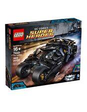 LEGO DC Super Heroes 76023 The Tumbler Batman  New Sealed Retired