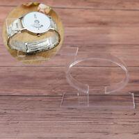 1x plástico brazalete pulsera reloj soporte de exhibición mantener soportere QA