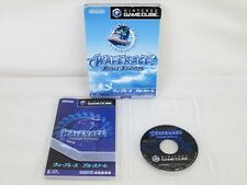 WAVE RACE BLUE STORM Item Ref/bbbc Nintendo Game Cube Import JAPAN Video Game gc
