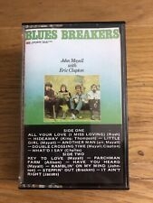 1977 Blues Breakers John Mayall Eric Clapton London Records Collectors Cassette