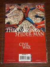 AMAZING SPIDERMAN #95 (536) VOL2 MARVEL SPIDEY CIVIL WAR NOVEMBER 2006