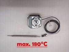Thermostat für Fritteusen Universal max. 180°C 16A 3 polig