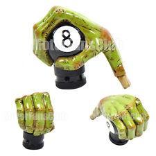 Green Skull hand Universal Car Truck Manual Stick Gear Shift Knob Lever Shifter