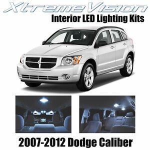 XtremeVision Interior LED for Dodge Caliber 2007-2012 (6 PCS) Cool White
