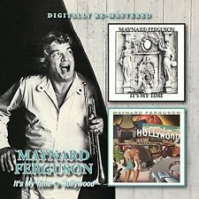 MAYNARD FERGUSON - IT'S MY TIME/HOLLYWOOD  CD NEU