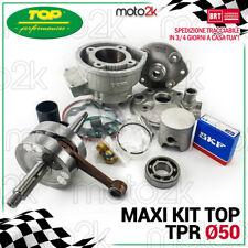 MAXI KIT TOP TPR Ø50 GRUPPO TERMICO+ALBERO MOTORE 86cc corsa 44 MINARELLI AM6
