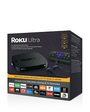 Roku Ultra 4K HD Media Streaming Player Device 2017 Edition 4660R