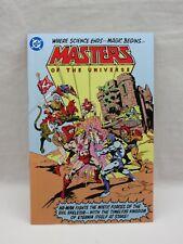 MOTU,FATE IS THE KILLER comic,Masters of the Universe Classics,DC,he-man