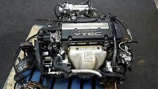 JDM Honda Prelude H22A 2.2L VTEC Engine OBD1 H22A Motor 5 SPD Trans MT